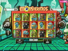 Monsterinos slotmachines77.com MrSlotty 1/5