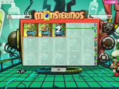 Monsterinos slotmachines77.com MrSlotty 2/5