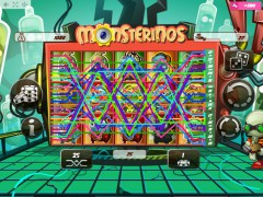 Monsterinos slotmachines77.com MrSlotty 4/5