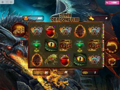 Super Dragons Fire slotmachines77.com MrSlotty 1/5