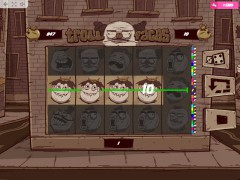 Troll Faces slotmachines77.com MrSlotty 2/5