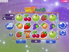 Wild7Fruits slotmachines77.com MrSlotty 1/5