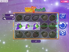 Wild7Fruits slotmachines77.com MrSlotty 2/5