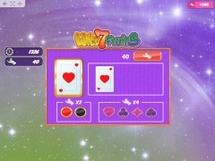 Wild7Fruits slotmachines77.com MrSlotty 3/5