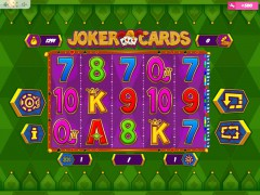 Joker Cards slotmachines77.com MrSlotty 1/5
