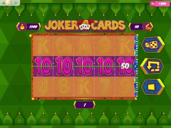Joker Cards slotmachines77.com MrSlotty 2/5