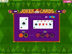 Joker Cards slotmachines77.com MrSlotty 3/5