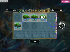 Zeus the Thunderer II slotmachines77.com MrSlotty 2/5
