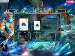 Zeus the Thunderer II slotmachines77.com MrSlotty 3/5