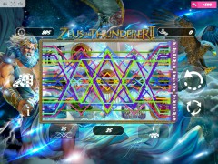 Zeus the Thunderer II slotmachines77.com MrSlotty 4/5