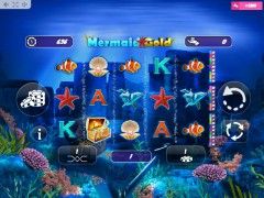 Mermaid Gold slotmachines77.com MrSlotty 1/5