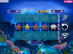 Mermaid Gold slotmachines77.com MrSlotty 2/5