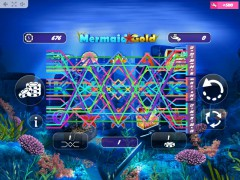 Mermaid Gold slotmachines77.com MrSlotty 4/5