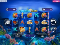 Dolphins Gold slotmachines77.com MrSlotty 1/5