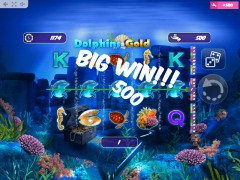 Dolphins Gold slotmachines77.com MrSlotty 2/5