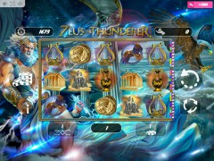 Zeus the Thunderer slotmachines77.com MrSlotty 1/5