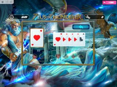 Zeus the Thunderer slotmachines77.com MrSlotty 3/5