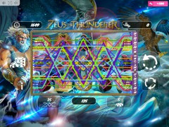 Zeus the Thunderer slotmachines77.com MrSlotty 4/5