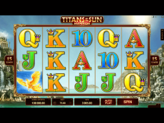 Titans of the Sun Hyperion - Microgaming