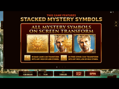 Titans of the Sun Hyperion slotmachines77.com Microgaming 2/5