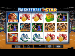 Basketball Star slotmachines77.com Quickfire 1/5