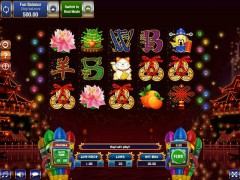 Midnight Lucky Sky slotmachines77.com GamesOS 1/5