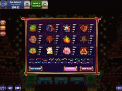 Midnight Lucky Sky slotmachines77.com GamesOS 5/5