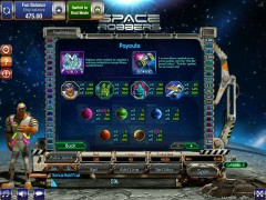 Space Robbers slotmachines77.com GamesOS 3/5