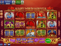East Wind Battle slotmachines77.com GamesOS 1/5