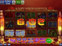 East Wind Battle slotmachines77.com GamesOS 2/5
