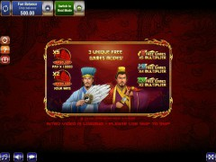 East Wind Battle slotmachines77.com GamesOS 3/5
