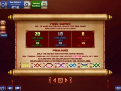East Wind Battle slotmachines77.com GamesOS 5/5