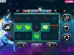 Unicorn Gems slotmachines77.com MrSlotty 2/5
