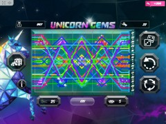 Unicorn Gems slotmachines77.com MrSlotty 4/5