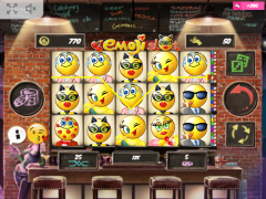 Emoji Slot slotmachines77.com MrSlotty 2/5